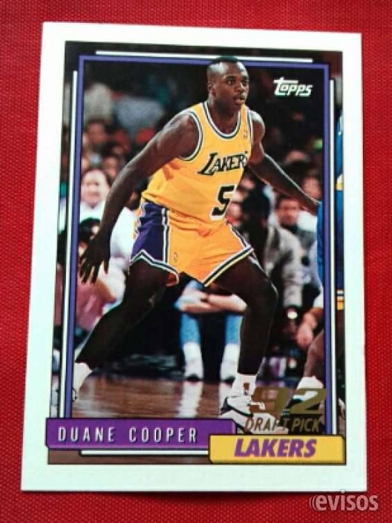 Cards lakers nba topps