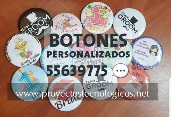 Botones publicitarios guatemala