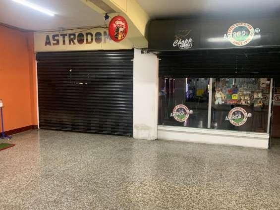 Local comercial en venta en zona 1, centro histórico